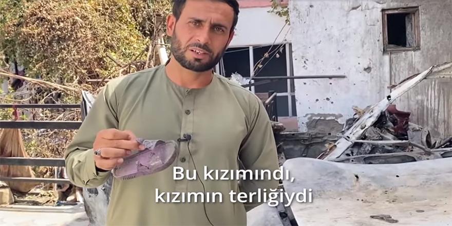 Amerika'nın IŞID'li diye katlettiği ailenin babası Euronews'e konuştu