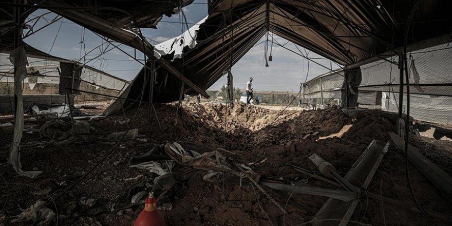 Hamas'tan Siyonist İsrail'e tepki