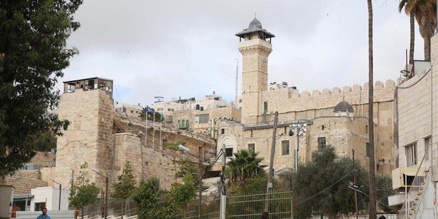 Siyonist İsrail, Harem-i İbrahim Camisi'ni Müslümanlara kapattı