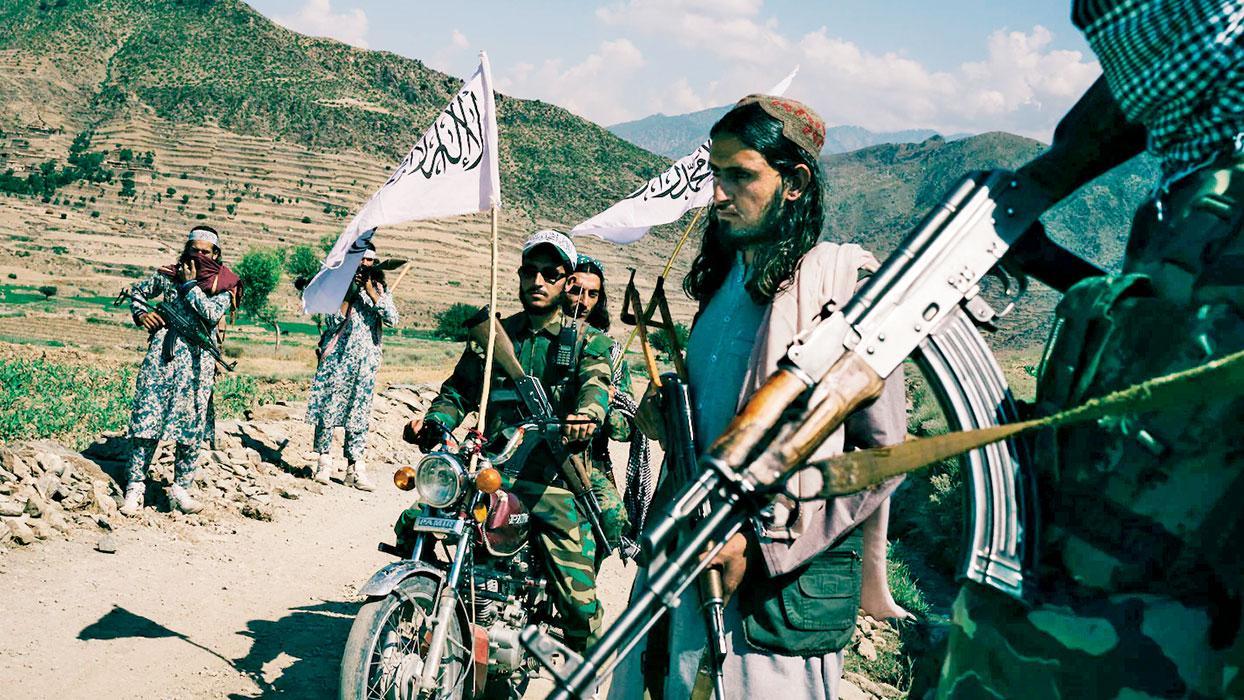 Algı ve olgu arasında Taliban