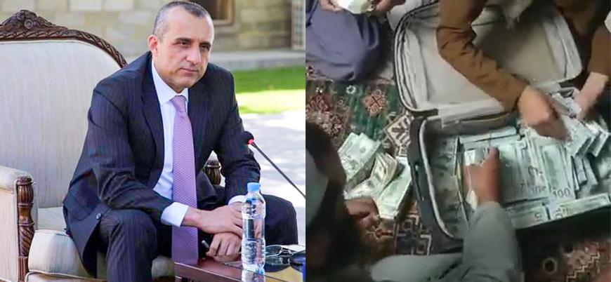 Afganistan'da eski Devlet Başkanı Yardımcısının evinde 6,5 milyon dolar bulundu