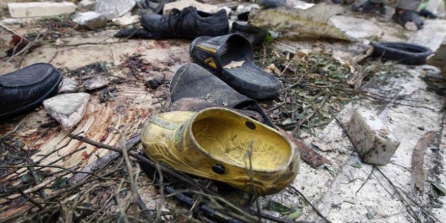 Trablus'ta Wagner çetesinin döşediği mayın 8 kişilik aileyi yaraladı