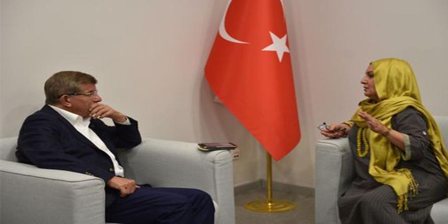 """Davutoğlu: """"İktidarın yanlışlıklarına duyulan tepki bir kesimde jakoben Kemalizm'in tekrar uyanışına yol açabilir"""""""