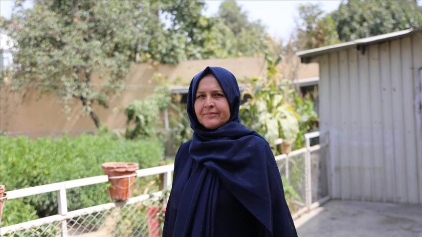 Kabil'de yaşayan Türkiyeli kadın Afganistan'dan umutlu: Dönmeyi düşünmüyorum