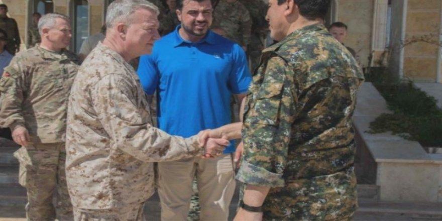 """Komünistler Suriye'de ABD'den """"aferini"""" kaptı!"""