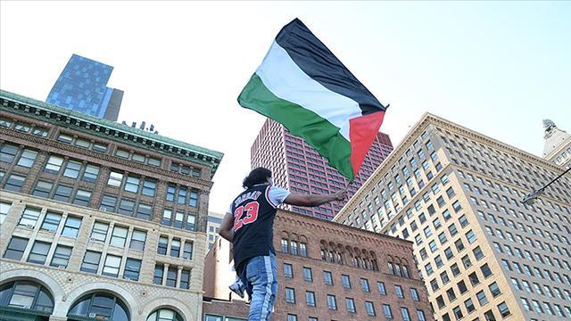"""ABD mahkemesi: """"Filistin yanlısı gösteriler"""" engellenemez"""