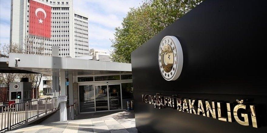 Türkiye'den AB üyesi Güney Avrupa Ülkeleri Zirvesi sonunda yayımlanan ortak bildiriye tepki