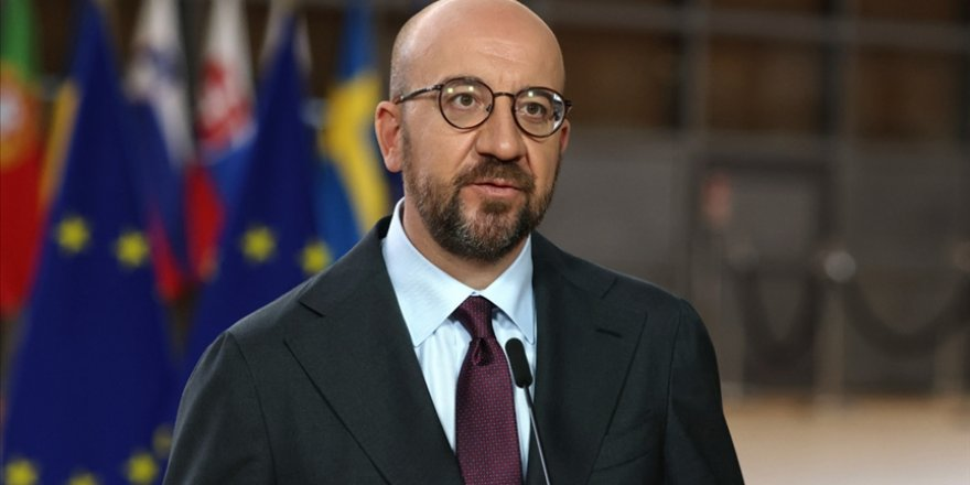 AB Konseyi Başkanı Michel, ABD'yi 'denizaltı anlaşması' nedeniyle 'sadakatsizlikle' suçladı