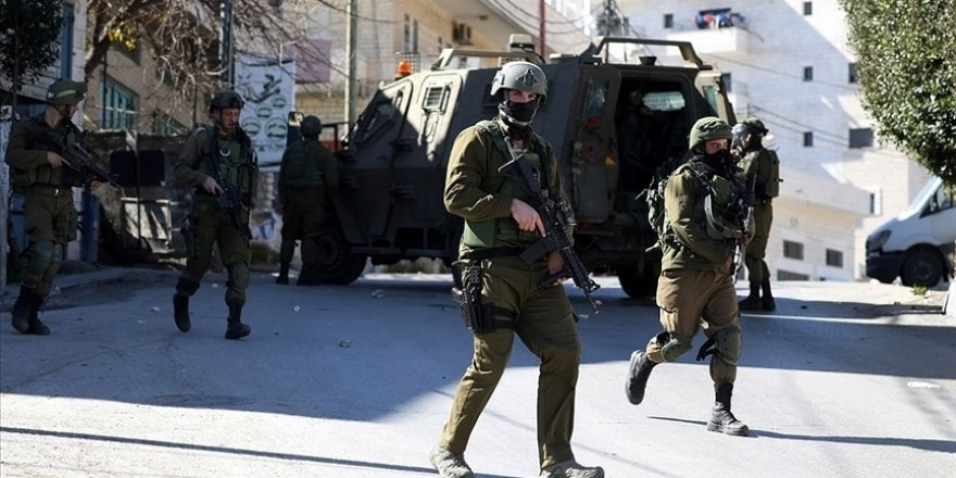 Siyonist İsrail Batı Şeria'da 48 bin dönüm Filistin toprağına el koydu
