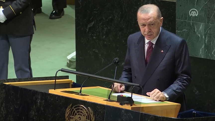"""Erdoğan: """"Suriye meselesinin bir 10 yıl daha devam etmesine müsaade edilemez"""""""