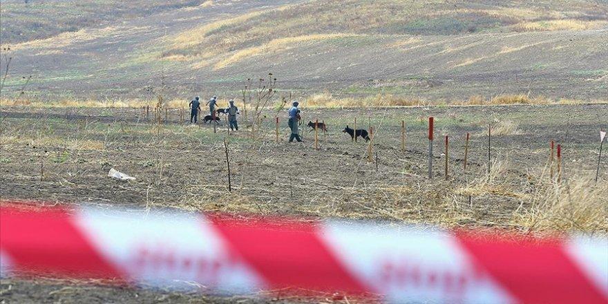 Azerbaycan, Ermenistan'ın döşediği 16 binden fazla mayın ve patlamamış mühimmatı imha etti