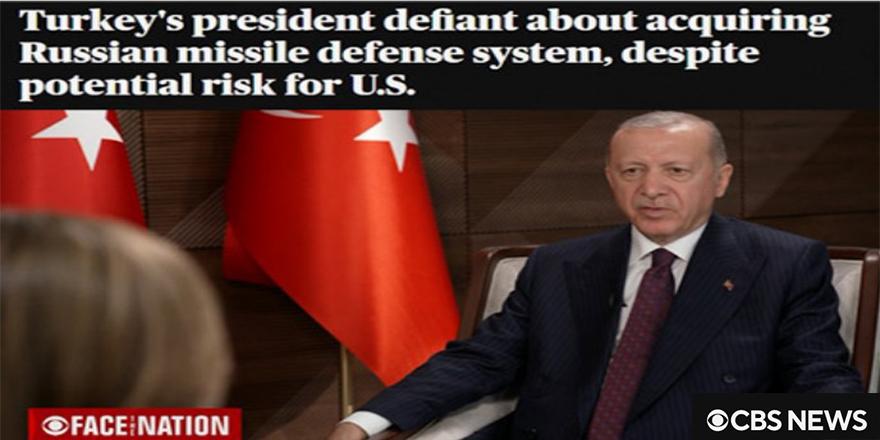 Cumhurbaşkanı Erdoğan ABD'ye yüklenirken Rusya'yı da unutmamalı!