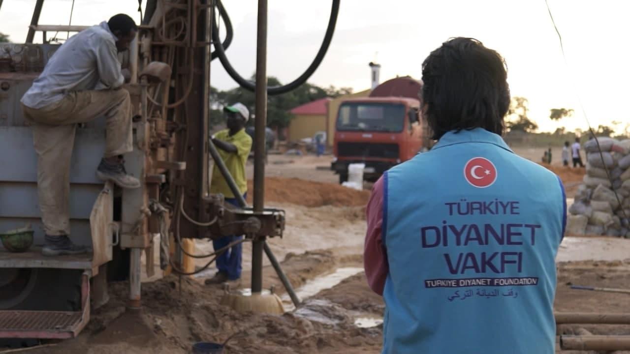 Türkiye Diyanet Vakfı, İdlib'de 11 su kuyusu açtı
