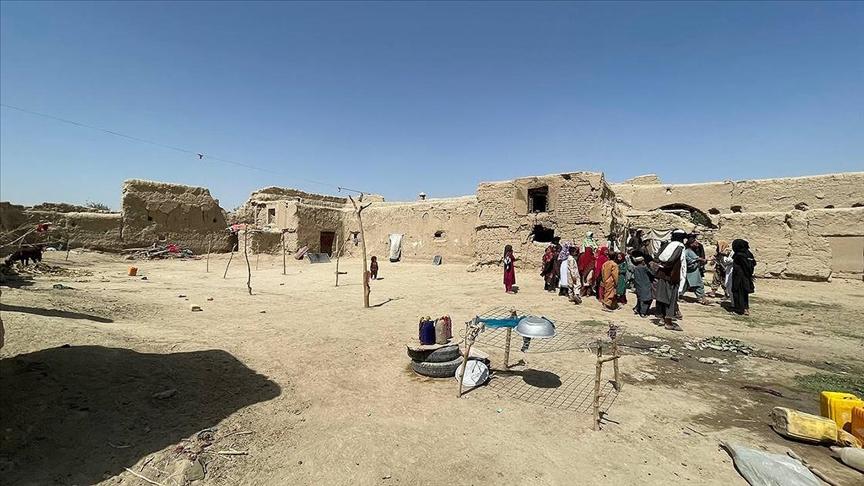 AA Taliban'ın ortaya çıktığı köyü görüntüledi