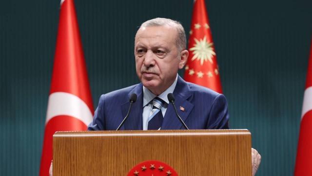 Cumhurbaşkanı Erdoğan: Suriye'de en kısa sürede gereken adımları atacağız