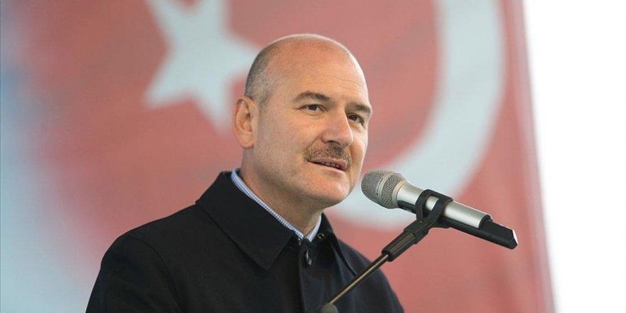 İçişleri Bakanı Soylu: Yurt bahanesiyle 24 ildeki eylemlere 2243 kişi katıldı, bunlardan 310'u öğrenci