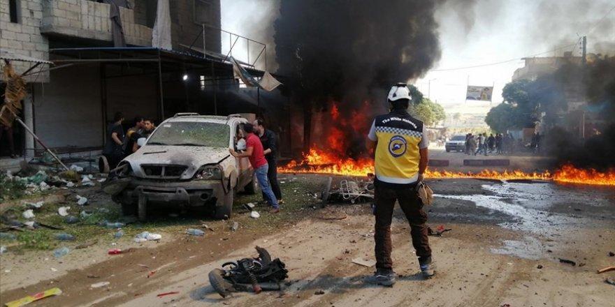 Cerablus'taki saldırılarda 1 sivil öldü, 15'i yaralandı