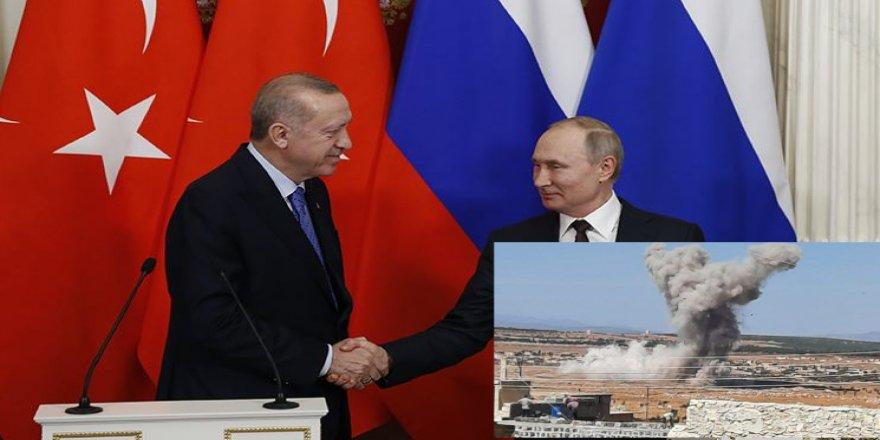 Erdoğan ile yapılacak görüşme öncesinde Rusya yine aynı alçaklığı yapıyor!
