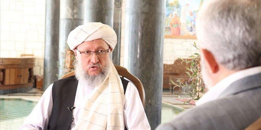 Taliban: Afganistan'ın yeniden inşası Batı'nın ahlaki bir sorumluluğudur