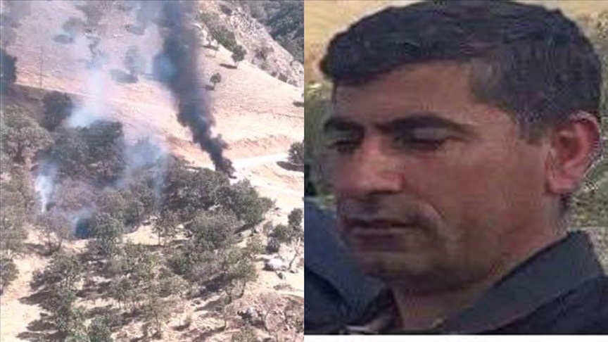 PKK/KCK'nın Kerkük alan sorumlusu MİT ve TSK'nın operasyonuyla öldürüldü