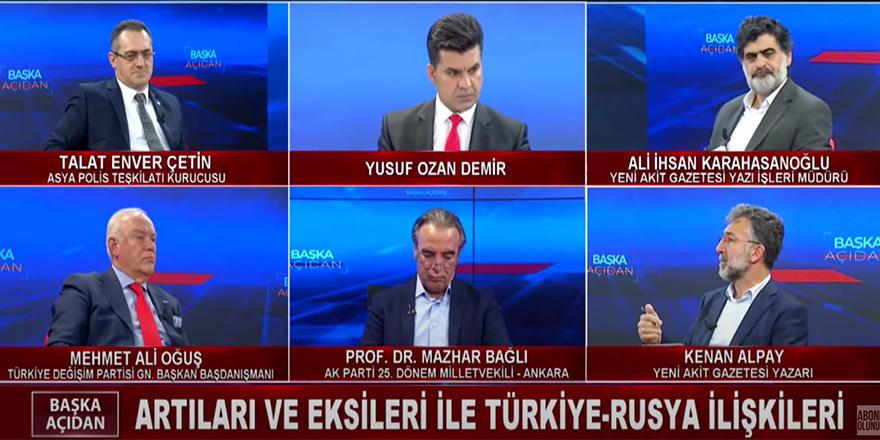 Türkiye, Rusya'nın gaddar ve şeytani siyasetini iyi analiz etmeli