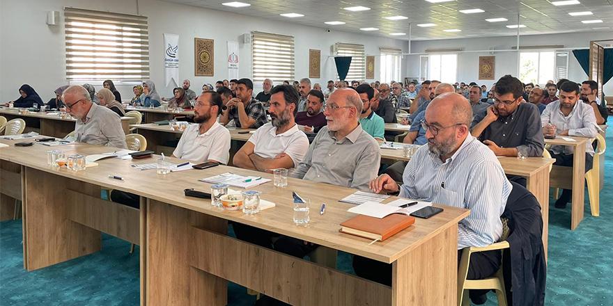 Özgür-Der olağan istişaresi Diyarbakır'da başladı