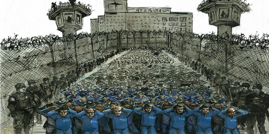"""Eski polisten Çin işkencesi itirafları: """"Uygurlara levye, zincir ve kaplan sandalyesiyle eziyet ettik"""""""