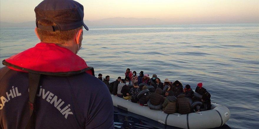 BM: Yunanistan'da sığınmacıların geri itildiğine dair sağlam kanıtlar alıyoruz