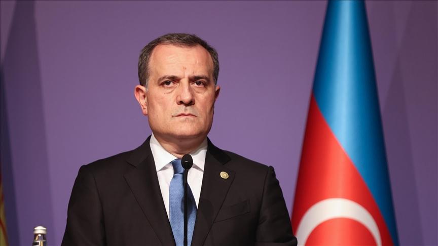 Azerbaycan Dışişleri Bakanı Bayramov: Ermenistan'la normalleşmeye hazırız