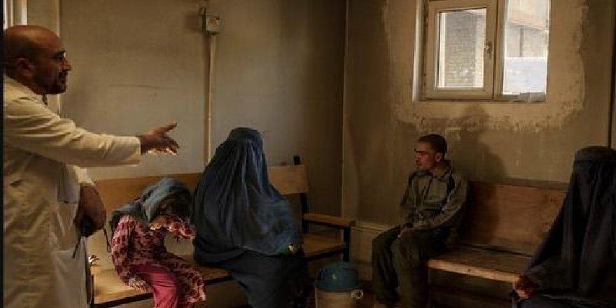 Taliban uyuşturucu bağımlılığı ile mücadele ediyor!