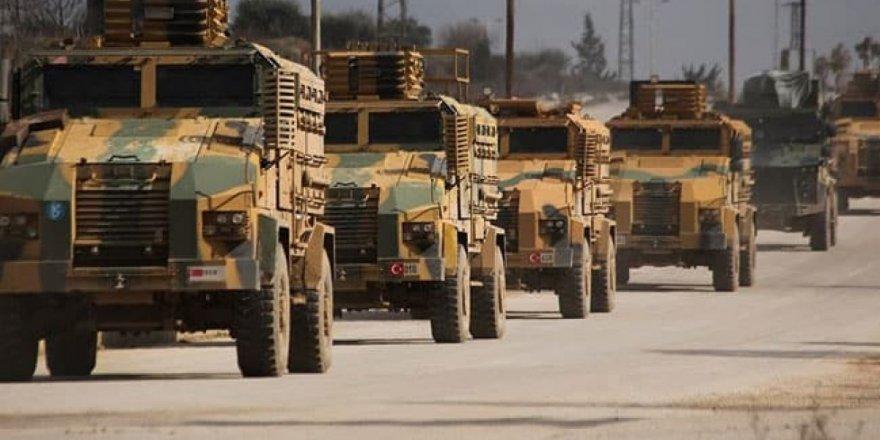 İdlib'de TSK konvoyuna saldırı