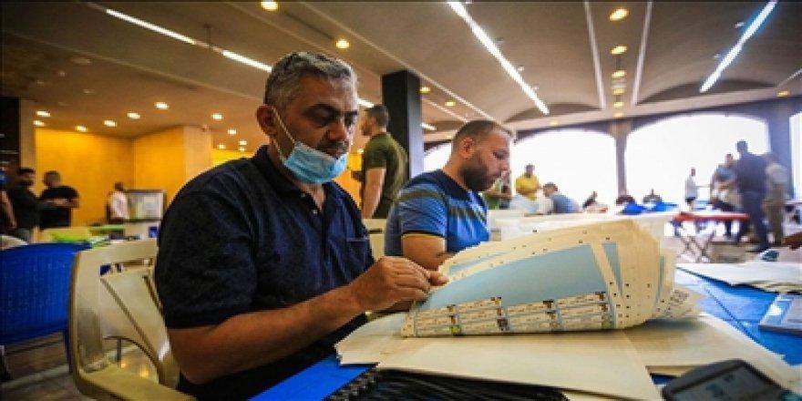Irak Yüksek Seçim Komiserliği seçim sonuçlarını yayımladı
