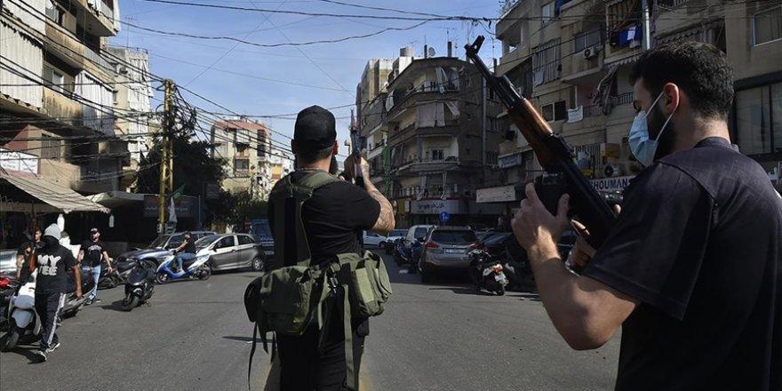 7 kişinin öldüğü Lübnan'daki olaylarda Hizbullah şüphesi