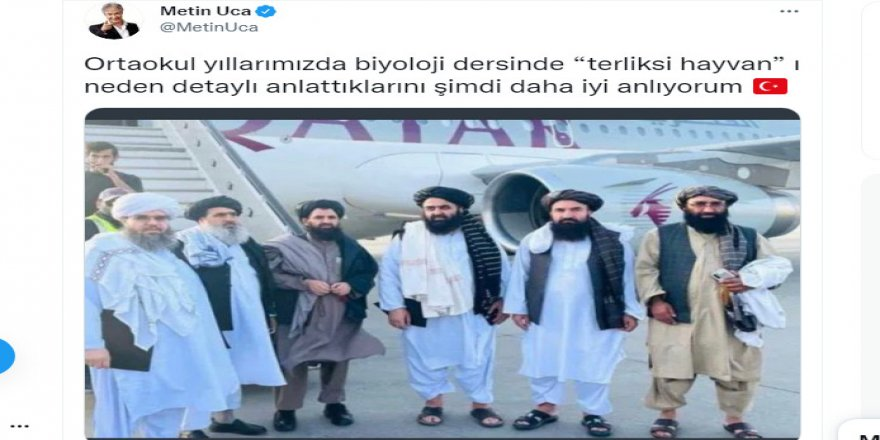 Irkçı nefretin Taliban'a bakan yüzü!