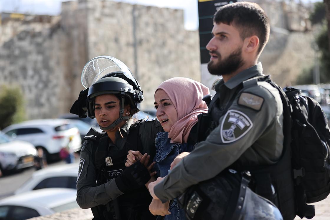 İşgalci İsrail'den Kudüs'te Mevlid-i Nebi kutlamalarına zorba müdahale