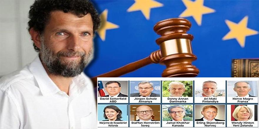 """Osman Kavala ve """"10 Büyükelçi"""" meselesi"""