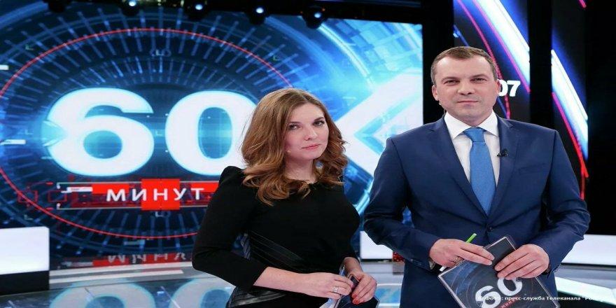 """Rusya devlet televizyonundan Erdoğan'a """"SİHA"""" suçlaması!"""