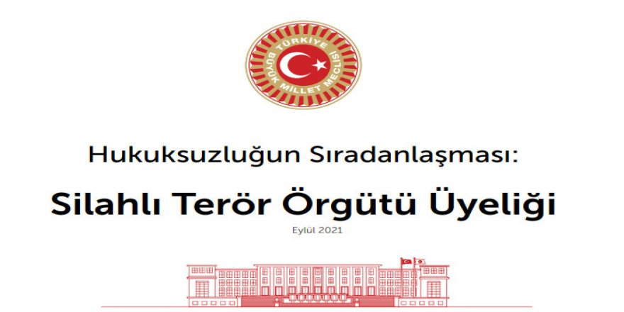 Bir hukuksuzluk abidesi: Terör örgütü üyeliği yargılamaları