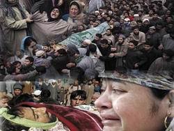Keşmir'de 7 Müslüman Şehid Oldu