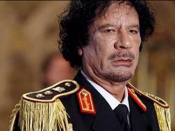 Şimdi Sıra Diktatör Kaddafi'de