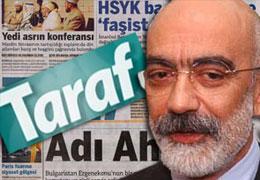 Ahmet Altan Taraf Gazetesinden İstifa Etti