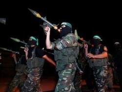 Kassam, İsrail'e Füze Yağdırıyor