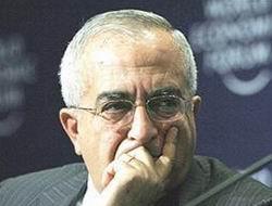 Abbas'ın Başbakanı Feyyad İstifa Etti