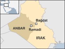 İran'dan Irak'a Anbar ve Felluce İçin Destek