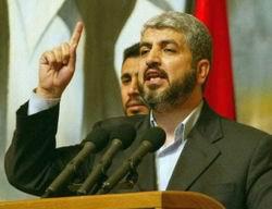 Meşal–Abbas Görüşmesi İsraili Telaşlandırdı