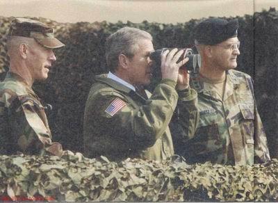 Af Örgütünden Bushu Tutuklayın Çağrısı
