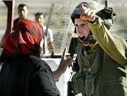 Anne-Kız İki Filistinliyi Katleden Askere 45 Gün