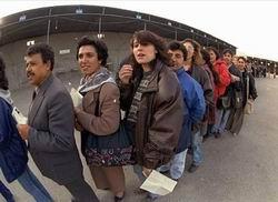 İşsizlik Oranları Yüzde 8e Düştü