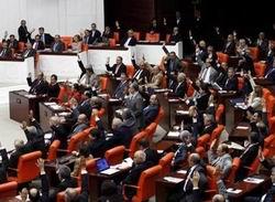 Meclisteki 267 İsmin Üstü Çizildi