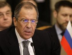 Lavrov: Füze Kalkanı Rusyayı Hedef Alıyor!